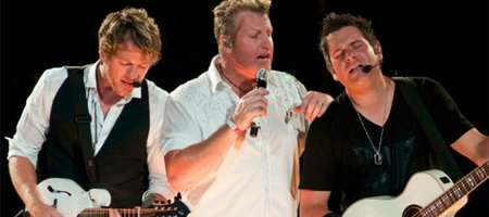 Music Friday: Rascal Flatts Reveals What Happens When You Play a Country Song 'Backwards'